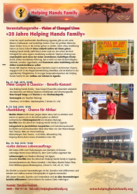 Helping Hands Family News